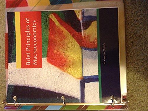 9781285563954: UT Brief Principles of Macroeconomics, 6th Edition