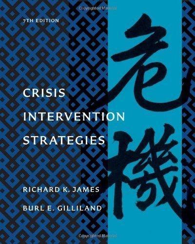 9781285567549: Crisis Intervention Strategies