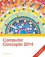 9781285570204: Bundle: New Perspectives on Computer Concepts 2014: Comprehensive, 16th + Interactive Ebook Cd-rom, 16th