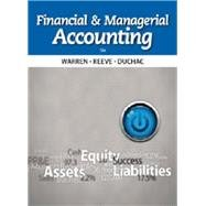 9781285581521: Bundle: Financial & Managerial Accounting, 12th + CengageNOW Printed Access Card