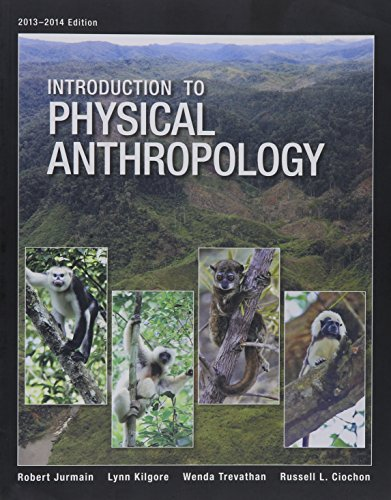 9781285583440: Bundle: Introduction to Physical Anthropology, 2013-2014 Edition, 14th + Virtual Laboratories for Physical Anthropology CD-ROM, Version 4.0