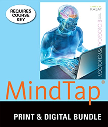 9781285719108: Bundle: Biological Psychology, 11th + MindTap Psychology, 1 term (6 months) Printed Access Card