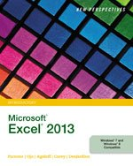 9781285719160: Microsoft Excel 2013 Introductory with Sam Card