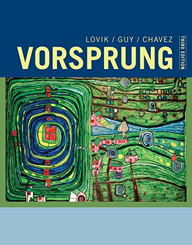 9781285723174: Bundle: Vorsprung: A Communicative Introduction to German Language and Culture, 3rd + iLrn™ Heinle Learning Center Printed Access Card