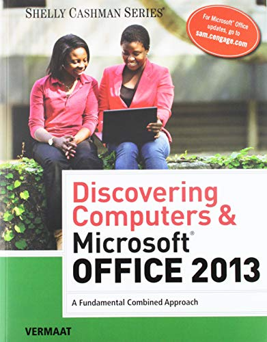 9781285727042: Bundle: Discovering Computers & Microsoft Office 2013: A Fundamental Combined Approach + SAM 2013 Assessment, Training, and Projects v1.0 Printed Access Card