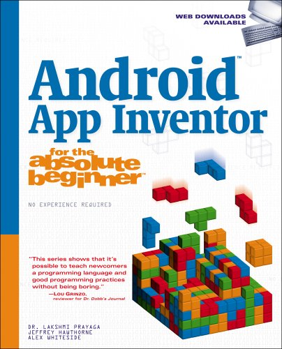 9781285733333: Android App Inventor for the Absolute Beginner