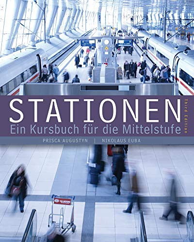 9781285733821: Stationen, 3rd Edition (World Languages)