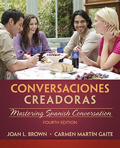 9781285733845: Conversaciones creadoras (with Premium Website, 2 terms (12 months) Printed Access Card) (World Languages)