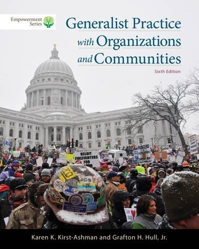 9781285734279: Brooks/Cole Empowerment Series: Generalist Practice with Organizations and Communities (with CourseMate Printed Access Card)