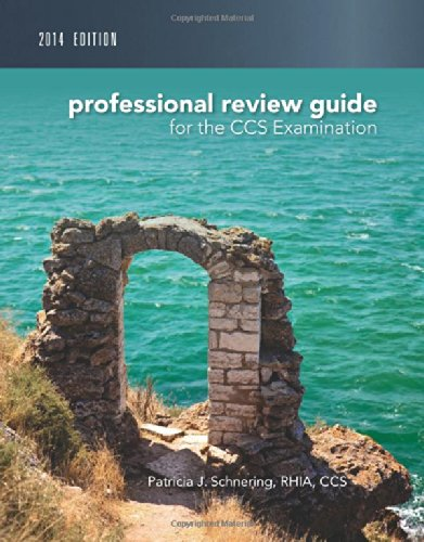 9781285735481: Professional Review Guide for CCS Exam, 2014 Edition (Professional Review Guide for the CCS Examinations)