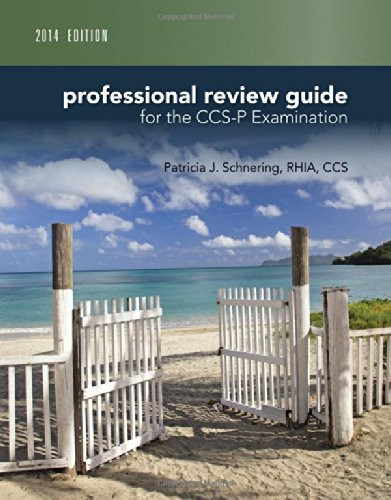 9781285735498: Professional Review Guide for CCS-P Exam, 2014 Edition (Professional Review Guide for the CCS-P Examination)