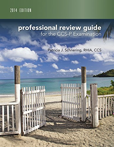 9781285735535: Professional Review Guide for CCS-P Exam, 2014 Edition (Book Only)