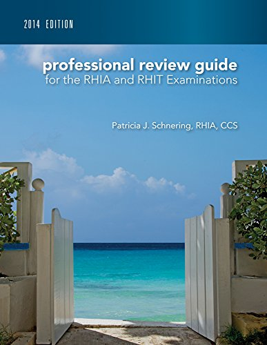 9781285735559: Professional Review Guide for the RHIA and RHIT Examinations, 2014 Edition (Book Only)