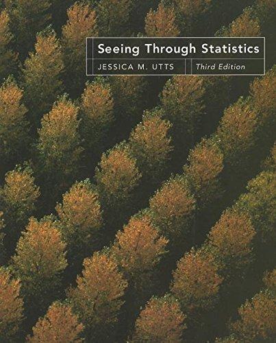 Seeing Through Statistics: Utts