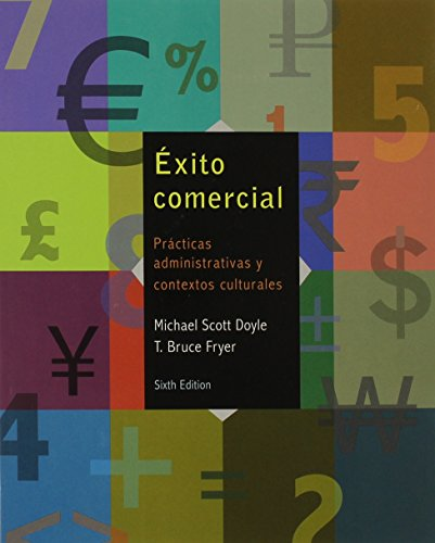 Éxito comercial (Book Only): Doyle, Michael Scott; Fryer, T. Bruce