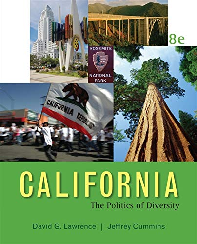 9781285738178: California: The Politics of Diversity