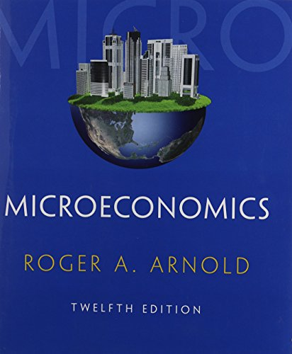 9781285738307: Microeconomics (Book Only)