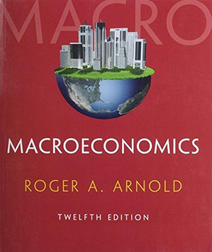 9781285738314: Macroeconomics (Book Only)