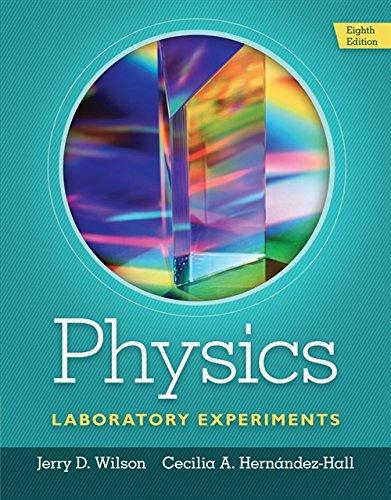 Physics Laboratory Experiments: Wilson, Jerry D.;