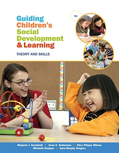 9781285743707: Guiding Children's Social Development and Learning