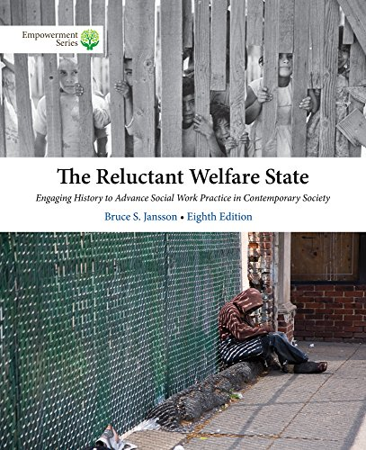 9781285746920: Brooks/Cole Empowerment Series: The Reluctant Welfare State (with CourseMate, 1 term (6 months) Printed Access Card)