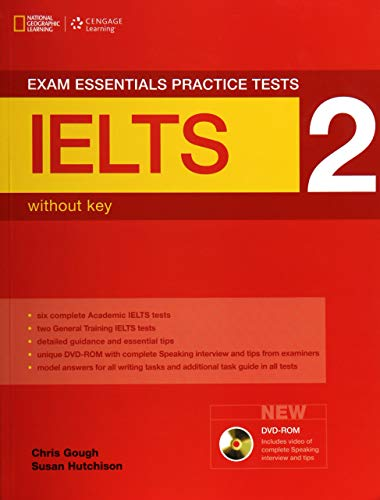 IELTS Practice Tests 2 : Without Key: Gough, Chris;hutchison, Susan