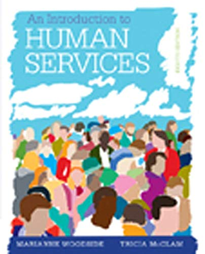 9781285749907: An Introduction to Human Services