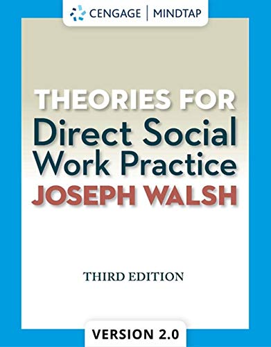 9781285750224: Theories for Direct Social Work Practice (with CourseMate, 1 term (6 months) Printed Access Card)