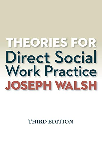 9781285750248: Theories for Direct Social Work Practice (Book Only)