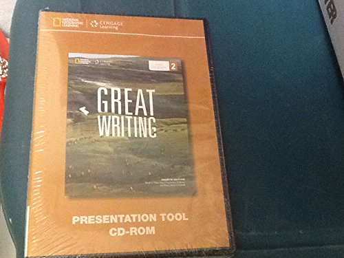 9781285750378: Great Writing 2: Classroom Presentation Tool
