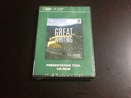 9781285750392: Great Writing 3: Classroom Presentation Tool