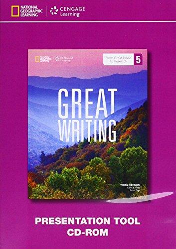 9781285750453: Great Writing 5: Classroom Presentation Tool