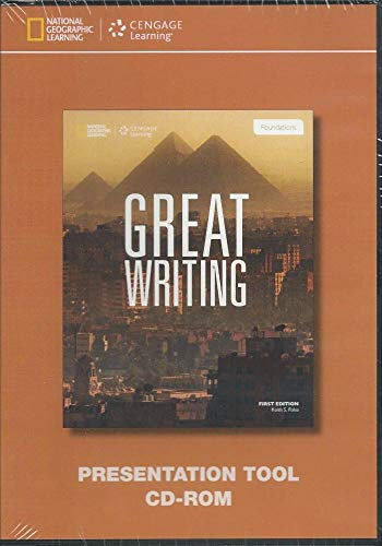 9781285750477: Great Writing Foundations: Classroom Presentation Tool