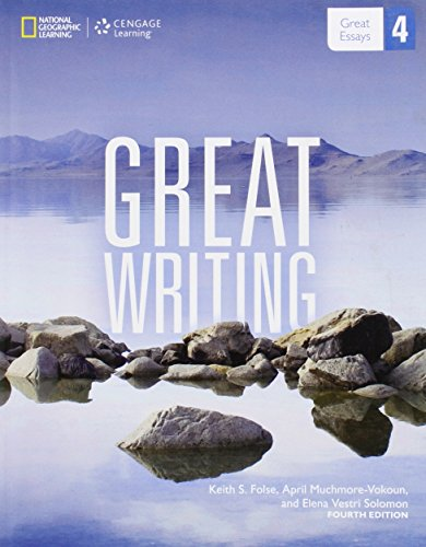 9781285750743: Great Writing 4: Text