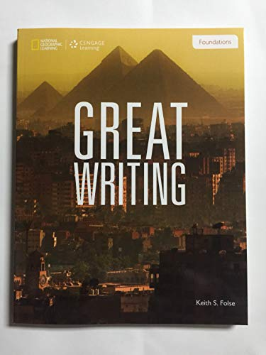 9781285750767: Great Writing Foundations: Text