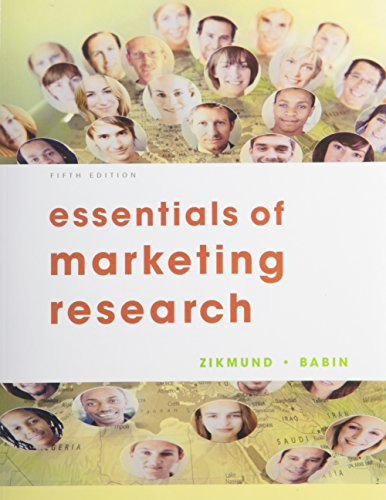9781285752037: Essentials of Marketing Research (with Qualtrics Printed Access Card)