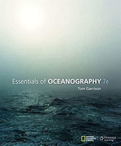 Essentials of Oceanography: Garrison, Tom S.