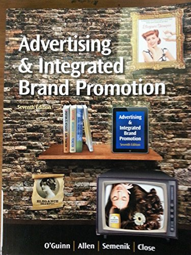 9781285758442: Advertising & Integrated Brand Promotion w/ Course Mate Access Card