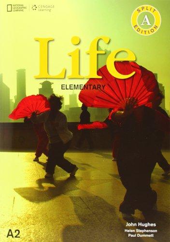 9781285758879: Life Elementary: Combo Split A