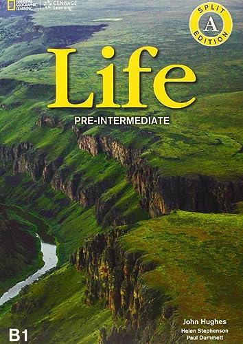 9781285758893: Life Pre-Intermediate Combo: Split A
