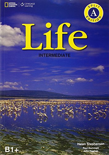 9781285758916: Life. Intermediate split. Vol. A. Per le Scuole superiori. Con espansione online [Lingua inglese]: Student's Book and Workbook (Combo Split Edition A) + Audio-CD + DVD-ROM - Unit 1-6
