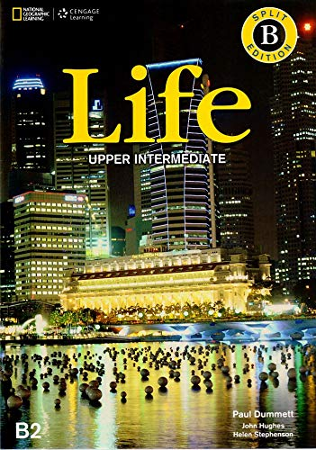 9781285758947: Life Upper Intermediate Combo Split B