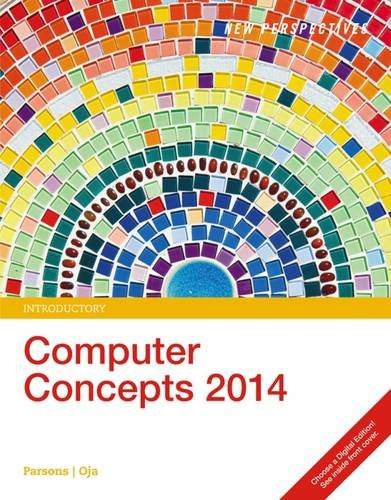 9781285766997: New Perspectives on Computer Concepts 2014, Introductory (with Microsoft Office 2013 Try It! and CourseMate Printed Access Card)