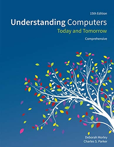 Understanding Computers 9781285767277 Understanding Computers: Today and Tomorrow gives your students a classic introduction to computer concepts with a modern twist! Known for its emphasis on industry insight and societal issues, this text makes concepts relevant to today's career-focused students and has increased emphasis on mobile computing and related issues such as mobile commerce and mobile security.