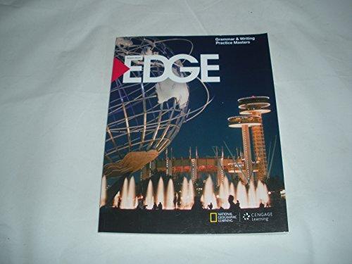 Edge Grammar & Writing Practice Masters: David W Moore;