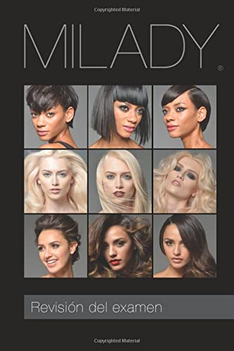 Spanish Translated Exam Review for Milady Standard Cosmetology: Milady