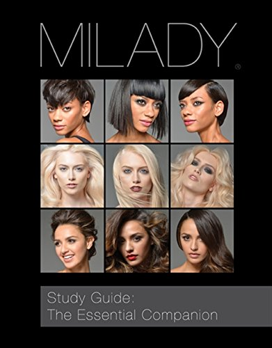 9781285769639: Study Guide: The Essential Companion for Milady Standard Cosmetology
