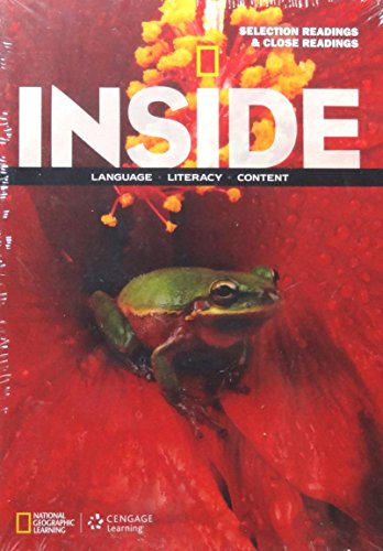 9781285772806: INSIDE Language Literacy Content - Selection Readings & Close Readings CD Set (Level C)