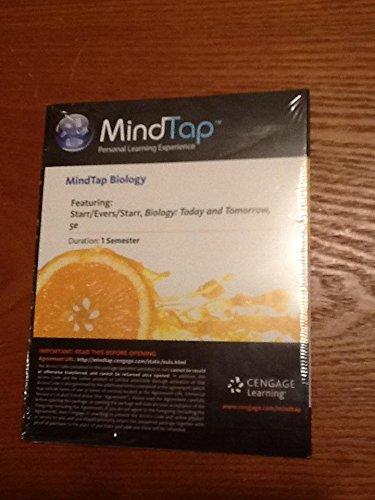 9781285777313: MindTap Biology