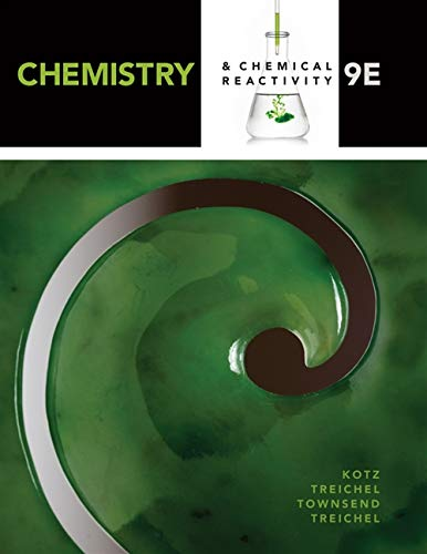 9781285778570: Student Solutions Manual for Chemistry & Chemical Reactivity 9E